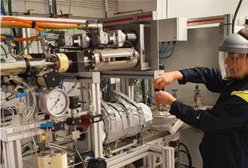 17003 CSTR hydrothermal test facility SINTEF