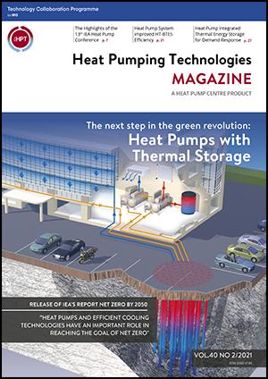 HPT Magazine no 2 2021 - Heat Pumps with Thermal Storage